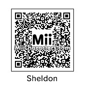 QR Code for Sheldon Lee Cooper by TommyM