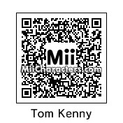 QR Code for Tom Kenny by aviacsa18