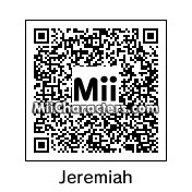 QR Code for Jeremiah by aviacsa18