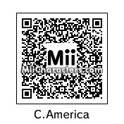 QR Code for Captain America by AdamB92