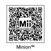 QR Code for Minion by AlexRodrigFR