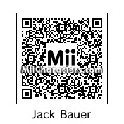 QR Code for Jack Bauer by okaydave