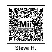 QR Code for Steve Harvey by Golden