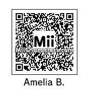 QR Code for Amelia Bedelia by Retrotator