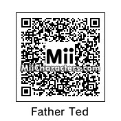 QR Code for Father Ted by celery