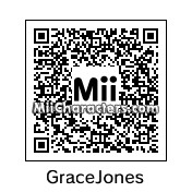 QR Code for Grace Jones by SteakTM