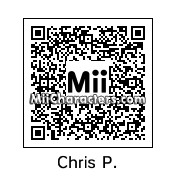 QR Code for Chris Pratt by OnyxOsprey
