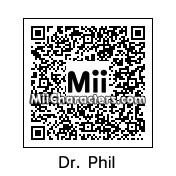 QR Code for Dr. Phil McGraw by Mackan