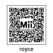QR Code for Royce Melborn by nathanrex