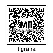 QR Code for Tigrana by tigrana