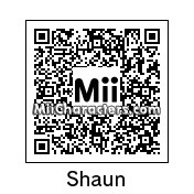 QR Code for Shaun White by tigrana