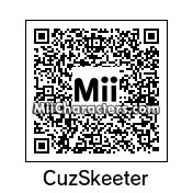 QR Code for Cousin Skeeter by Retrotator