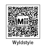 QR Code for Wyldstyle by tigrana