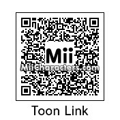QR Code for Toon Link by Golden