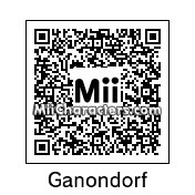 QR Code for Ganondorf by Golden