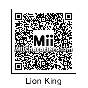 QR Code for Lion King by joet254