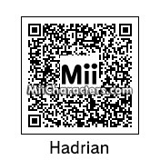 QR Code for Hadrian Blackwater by tigrana