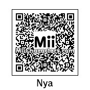 QR Code for Nya by tigrana