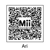 QR Code for Ariana Grande by TacoGhost
