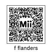 QR Code for Fan Flanders by nathanrex