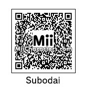 QR Code for Subodai by nathanrex