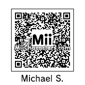 QR Code for Michael Stevens by J1N2G