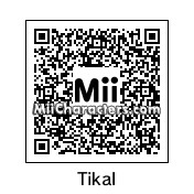 QR Code for Tikal by blackhorse