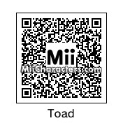 QR Code for Toad by blackhorse