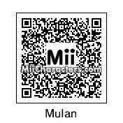 QR Code for Fa Mulan by blackhorse