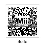 QR Code for Princess Belle by blackhorse