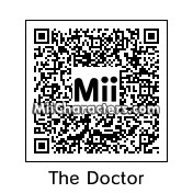 QR Code for The 10th Doctor by blackhorse
