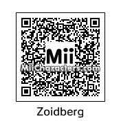 QR Code for Dr. Zoidberg by blackhorse