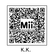 QR Code for K.K. Slider by blackhorse