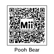 QR Code for Winnie the Pooh by blackhorse