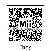 QR Code for Fish by blackhorse