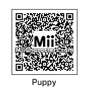 QR Code for Puppy by blackhorse