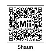 QR Code for Shaun White by J1N2G