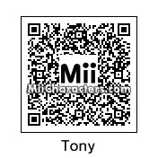 QR Code for Tony Stark by Ponnie