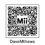 QR Code for Dave Matthews by Levon