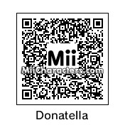 QR Code for Donatella Versace by LanaSmellRey