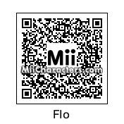 QR Code for Flo by hermercury