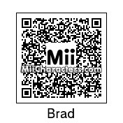 QR Code for Bradley Will Simpson by J1N2G