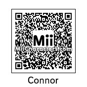 QR Code for Connor Ball by J1N2G