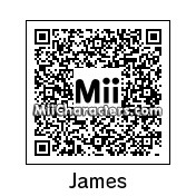 QR Code for James McVey by J1N2G