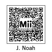 QR Code for Joakim Noah by Juliusaurus