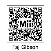 QR Code for Taj Gibson by Juliusaurus