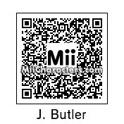 QR Code for Jimmy Butler by Juliusaurus