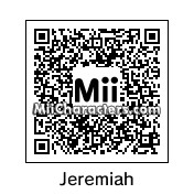 QR Code for Jeremiah Gottwald by Qianniao