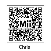 QR Code for Chris Brown by MissGlaceon