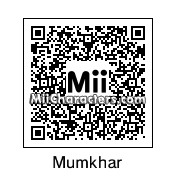 QR Code for Mumkhar by Erico9001